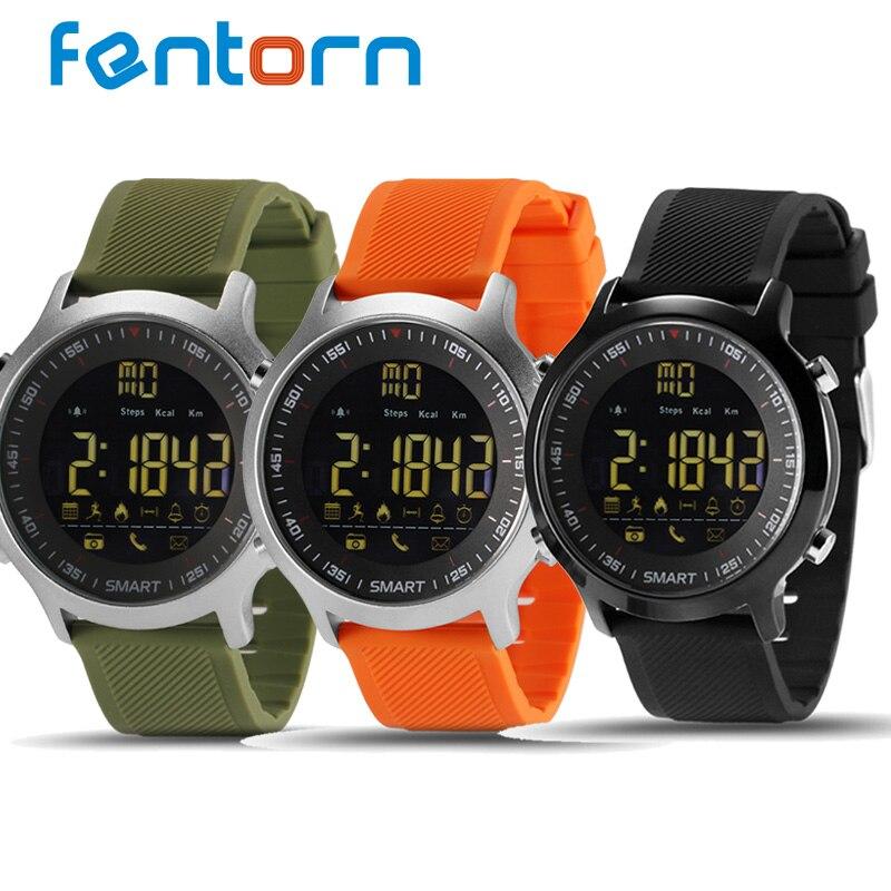 imágenes para Fentorn EX18 Impermeable Pulsera Inteligente 24 horas de Actividades Deportivas en tiempo real Tracker banda Deporte reloj inteligente para android ios