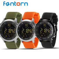 Fentorn EX18 Waterproof Smart Watch Sports Activities Tracker smart watch Fitness Wristwatch Sport band for android ios phone