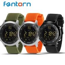 Fentorn EX18 Водонепроницаемый Смарт часы Спорт деятельности трекер Smart Watch Фитнес наручные спортивный ремешок для Android IOS Телефон