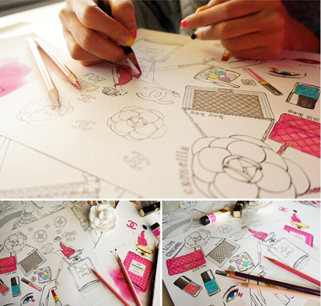 2015 Fashion Anti Stress Inky Treasure Coloring Books For Children Adult Secret Garden Series Painting Drawing In From Office School Supplies