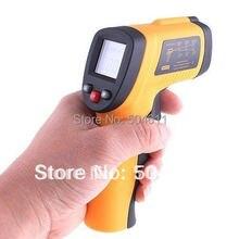 Цифровой Бесконтактный Лазерный ИК-Термометр-50 градусов до 380 градусов
