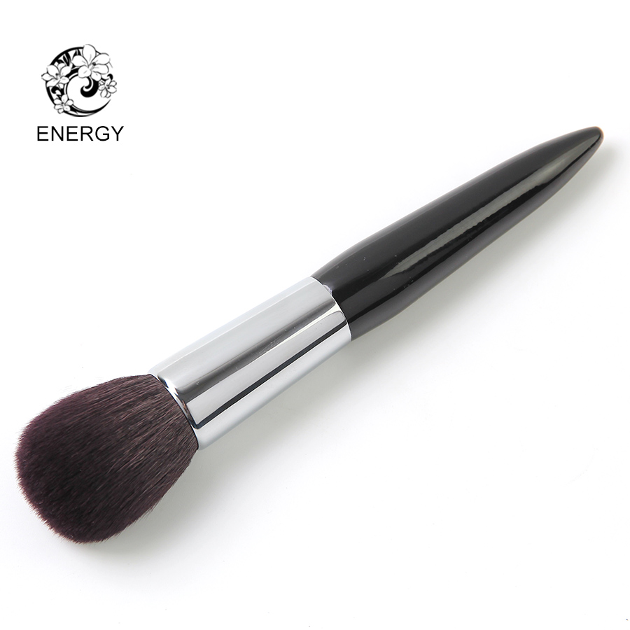 ENERGY Brand Round Powder Brush Goat Hair Wood Makeup Brushes Make Up Brush Pincel Maquiagem Brochas Maquillaje Pinceaux S49GW цена 2017
