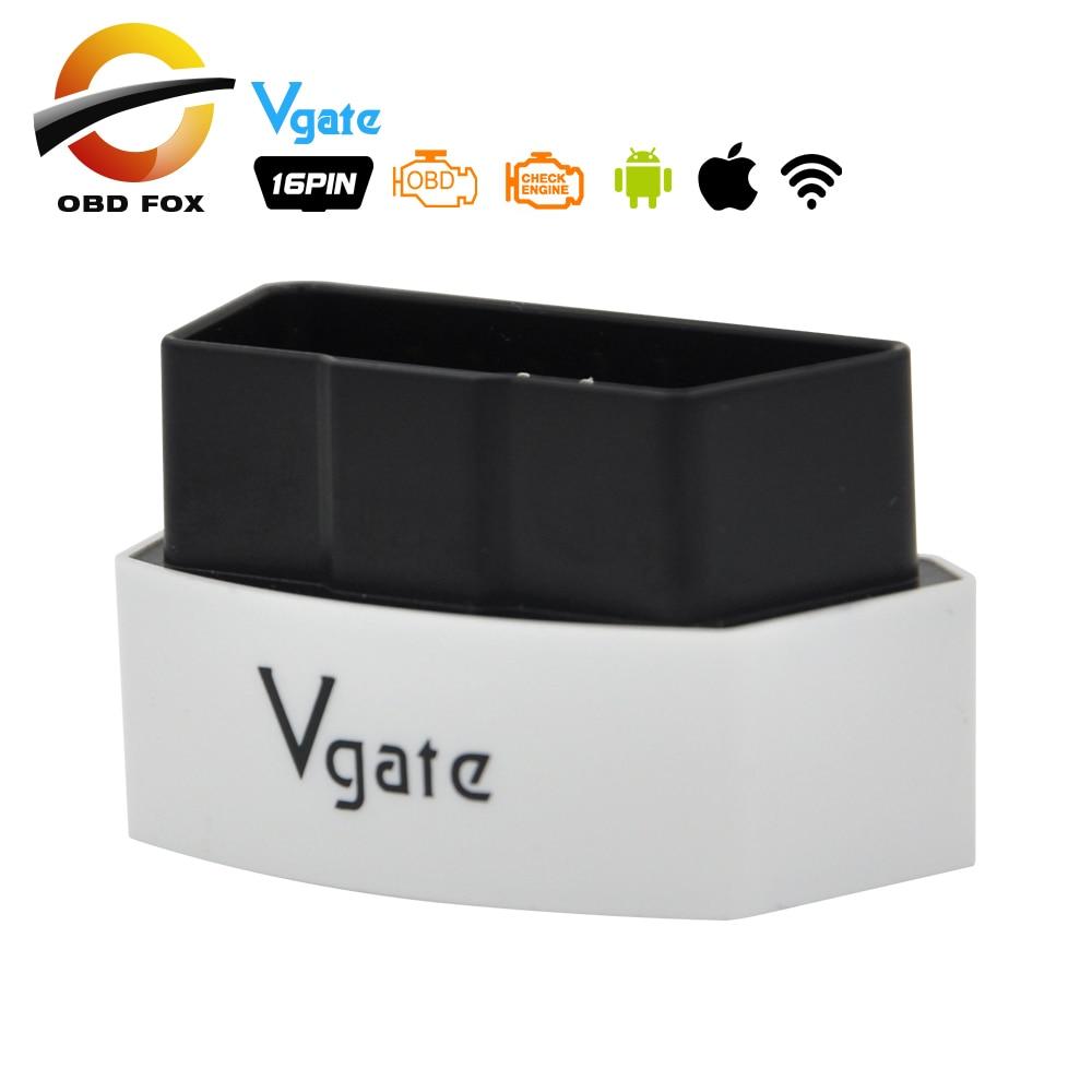 Prix pour 2017 Nouveau Vgate iCar3 Vgate icar 3 Wifi ELM327 OBD OBDII OBD2 Wi-fi ELM 327 Voiture De Diagnostic interface Outil Soutien Android/IOS/PC
