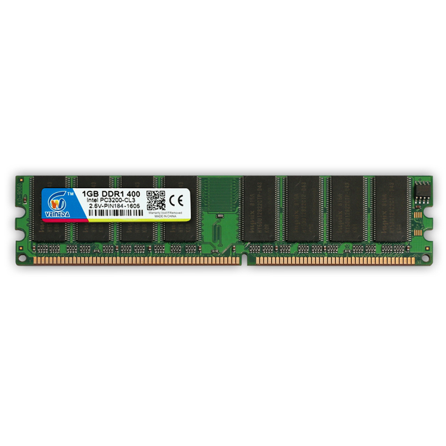 VEINEDA DDR1 1 Гб оперативной памяти DDR333 настольный компьютер для DDR PC2700 1 ГБ настольной памяти Ram 184-pin 1