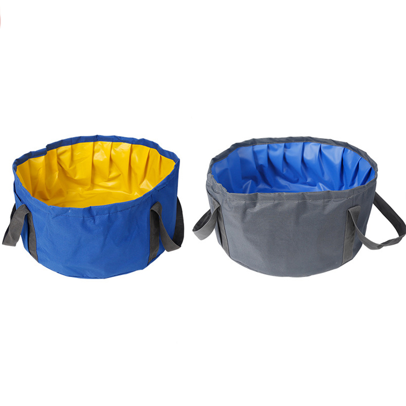 Pet Foldable Dog Cat Puppy Bathtub Products Oxford + PVC Outdoor Bathing Swimming Pool Waterproof Folding Shower Tub PL0157