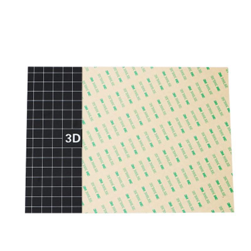 220*220//235*235//300*300mm Heated Hot Bed Platform Sticker For Ender-3 3D Printer