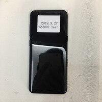 ЖК дисплей с рамкой для Sumsung Glaxy S8 G950 дисплей сенсорных экранов дигитайзер для ЖК дисплея