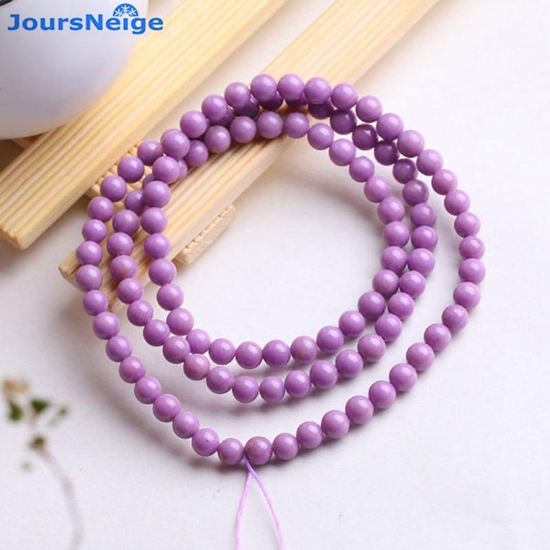 Wholesale Genuine Natural Purple Mica Stone Bracelets