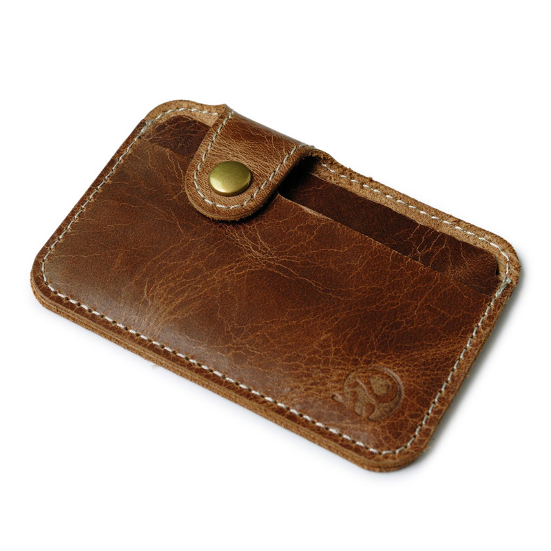 Genuine Leather Card Holder Porte Carte Men Card Id Holders Bank Card Case Credit Cardholder Case To Protect Pasjes Houder