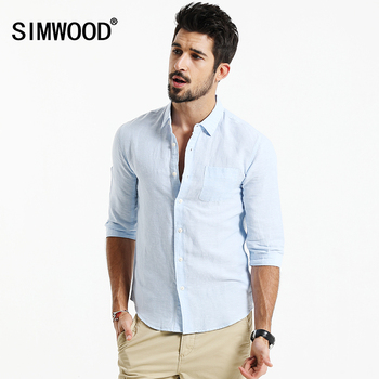 Three Quarter Solid Casual Slim Fit Shirts