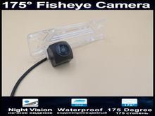 Reverse Camera 175 Degree 1080P Fisheye Lens Car Rear view For Renault Koleos 2009 2010 2011 2012 2013 2014 Camer