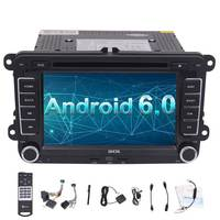 Android 6 0 OS Marshmallow Bluetooth Car DVD CD Player Radio Stereo Unit Bluetooth 3 4G