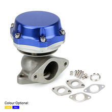 racing car 38mm External Turbo Exhaust Manifold Wastegate with Dump Ring 14PSI TT101325