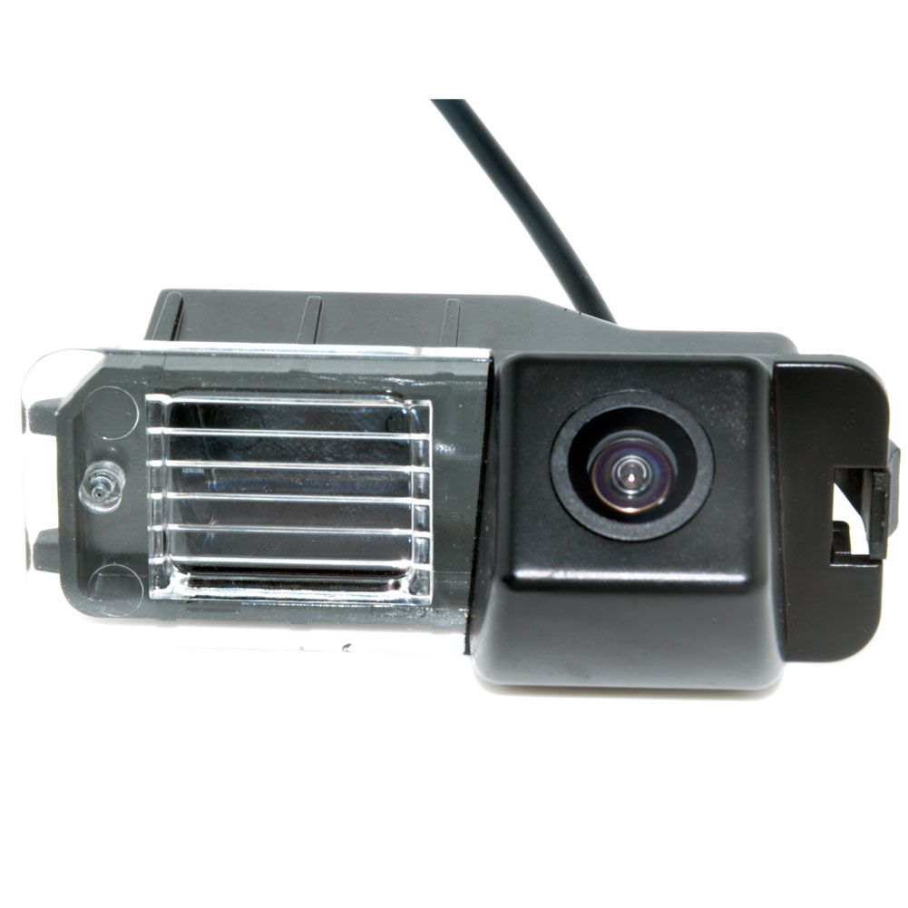 CCD Car Reverse Rear View backup Camera parking rearview Parking System For VW Volkswagen Polo V (6R) / Golf 6 VI / Passat CC 8