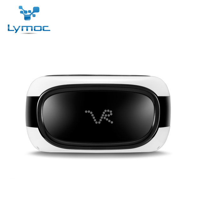 New VR Glasses 3D All IN ONE VR Box RK3126 3D Glasses Virtual Reality Goggles Quad Core 5 inch 1280x720 360 Degree 3D IMAX