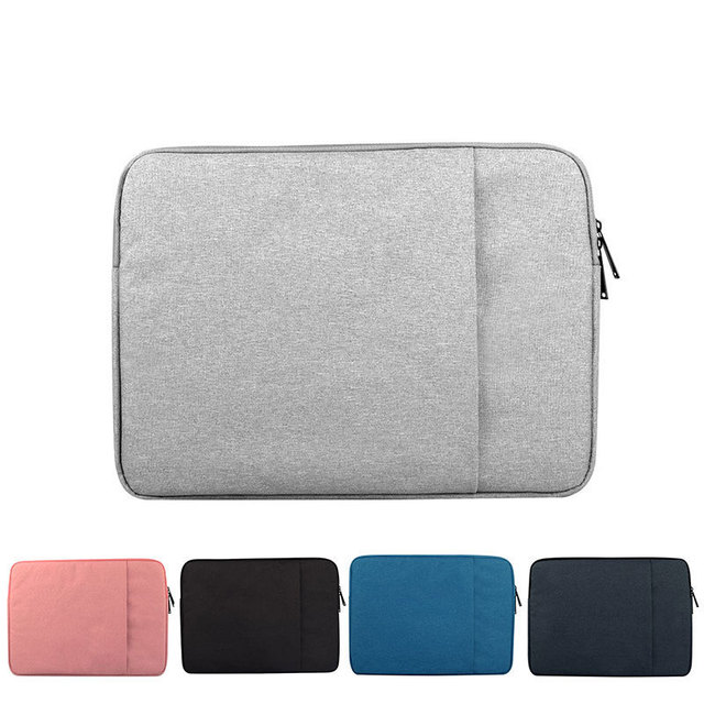 Soft Sleeve 14 inch Laptop Sleeve Bag Waterproof Notebook case Pouch Cover  for YEPO 3pro 737S Notebook 14inch Laptop Bag 33a9152fbf27