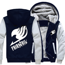 Anime Fairy Tail Cosplay Jacket Sweatshirts Hoodie