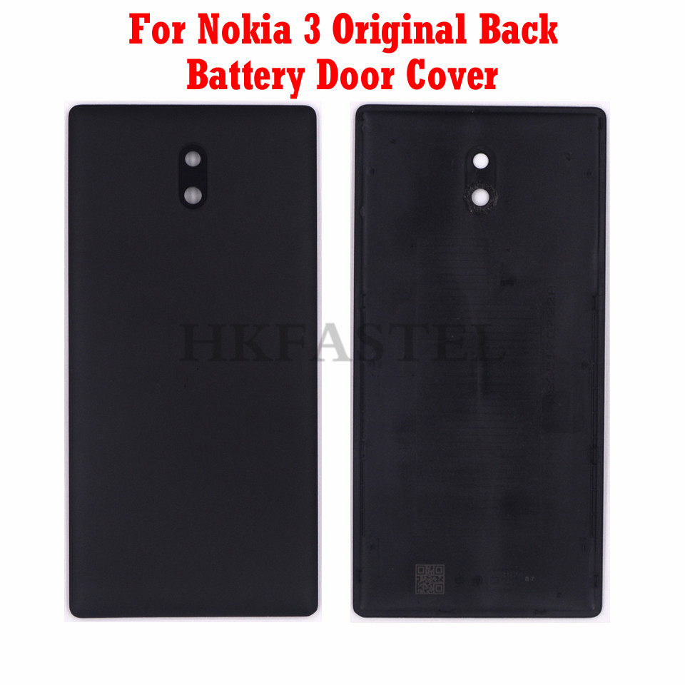 For <font><b>Nokia</b></font> <font><b>3</b></font> Original Housing Mobile Phone Back <font><b>battery</b></font> door <font><b>cover</b></font> replacement parts image