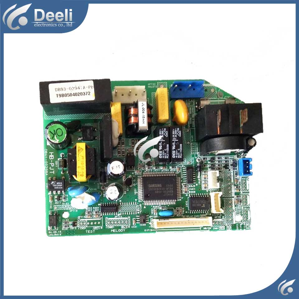 95% new used good working for samsung air conditioning motherboard DB93-02941A KFR-32G/WAA Computer board 95% new used original for air conditioning computer board motherboard 2p091557 1 rx56av1c pc board