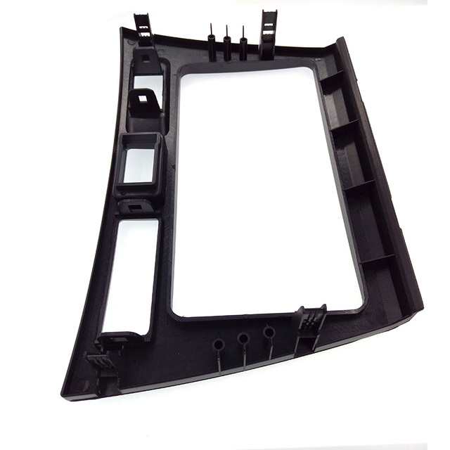 Car Radio Fascia for TOYOTA Mark II JZX110 Verossa Stereo Dash Kit Installation Fascia CD Face Plate Panel DVD Frame 2 DIN