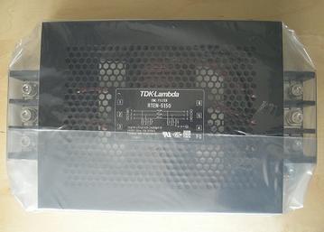 Série importée de RTEN de filtre de puissance triphasé, 6A ~ 300A TDK-LAMBDA