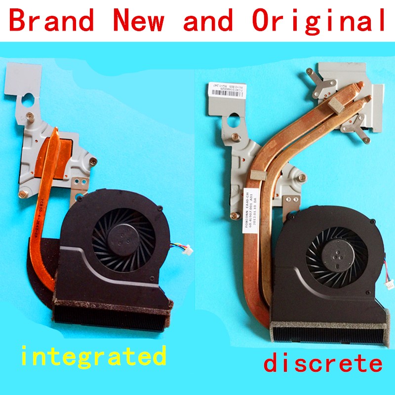 New For Acer Aspire 4750 4750G 4752G 4743G 4755G Cpu Cooling Fan With Heatsink