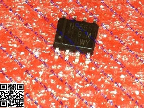 20pcs/lot NE555DR NE555 SOP8 SMD Timer Time Base Circuit IC SOP-8 In Stock