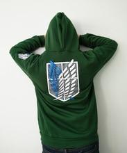 Attack on Titan Hoodies Sweatshirt Cosplay