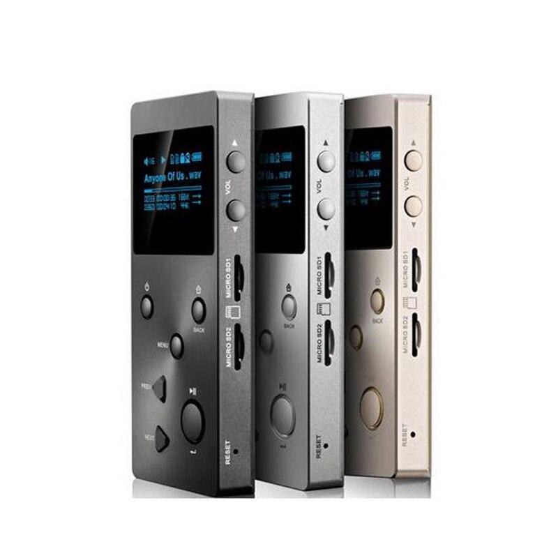 Nouveau XDUOO X3 Mp3 Lecteur de Musique 256 gb Professionnel numérique Sans Perte mp3 Soutien/FLAC/WAVWMA/OGG/MP3 Double Carte SD lecteur Mp3