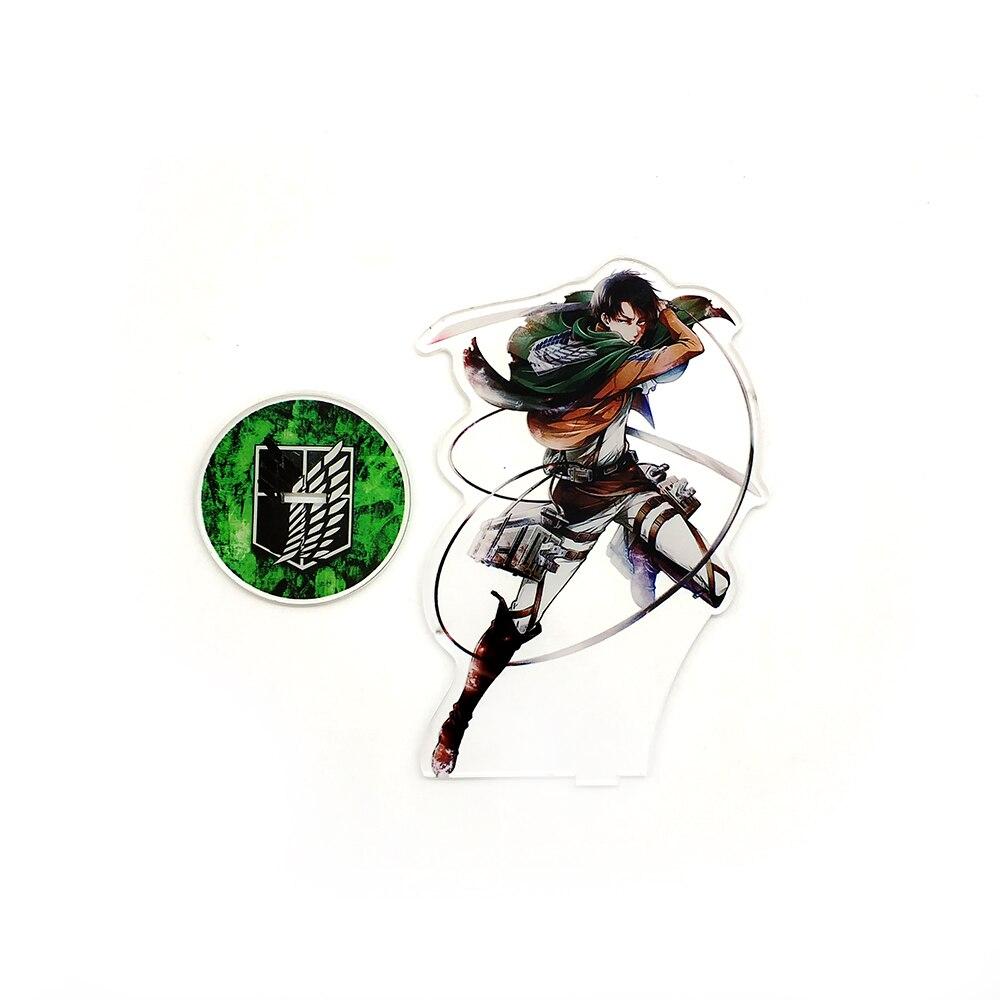 Attack on Titan Levi Rivaille battle_3