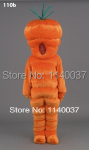 Carrot mascot costume custom color costume cosplay Cartoon Character carnival costume fancy Costume party