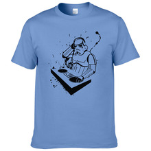 Cool Star Wars DJ T-shirt / 11 Colors