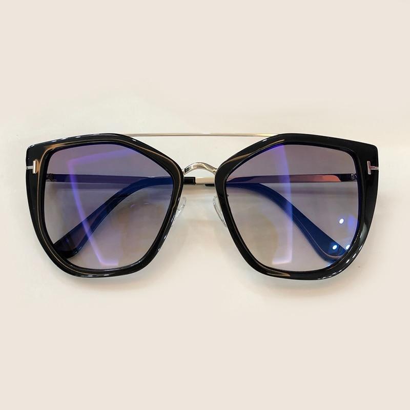 Cateye Sunglasses Women 2019 Vintage Gradient Glasses Retro Cat eye Sun glasses Female Eyewear UV400