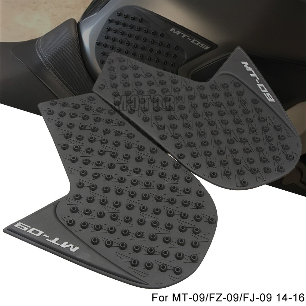 Helpful For Yamaha Mt-09/fz-09/fj-09 2014-2016 2015 Mt09/fz09/fj09 Motorcycle Anti Slip Gas Oil Tank Pad Knee Grip Side Decal Sticker Motorcycle Accessories & Parts Automobiles & Motorcycles