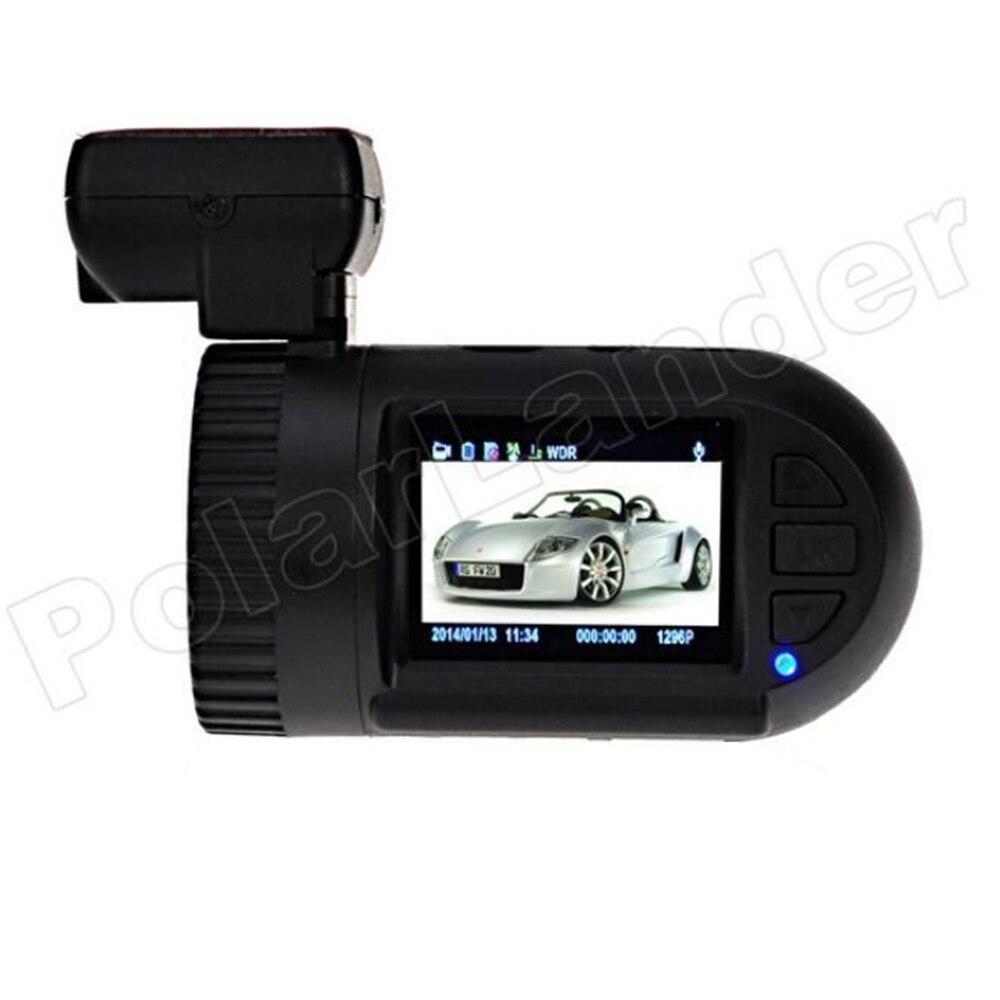 Mini 0805 A7LA50D voiture DVR 1.5 pouces TFT écran enregistreur vidéo HD 135 degrés WDR g-sensor GPS HDMI LDWS caméra de bord