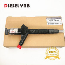 GENUINE AND BRAND NEW Common rail injector 095000-6240, 095000-6243 for 16600-VM00A, 16600-VM00D, 16600-MB400 4 pcs genuine new injector 095000 6240 095000 6243 for 16600 vm00a 16600 vm00d 16600 mb400 for navara yd25 euro iv 2006 10