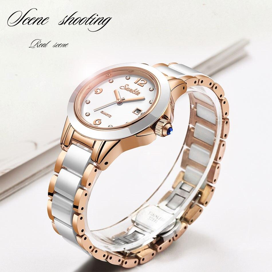 Da Marca Senhoras Boutique Bracelet Watch Reloj de Dama