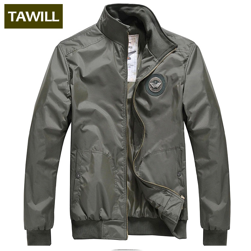 TAWILL 2017 New Military Army bomber Men Jackets Coats soldier Ma 1 Air force one Casuals men's jacket Brand Clothing 1211
