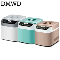 DMWD Household Electric Multifunction Yogurt Makers Natto Rice Wine Machine Can Be Refrigerated 1 2L Big