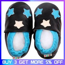 Amur Leopard Cute Toddler Infant Shoes Leather 0-24M Soft Bottom Baby First Walkers Autumn