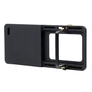 Image 2 - BGNING Adaptador de cardán de mano, placa de montaje intercambiadora para GoPro Hero 7 6 5 3 3 + 4 Yi, cámara para DJI Osmo para Zhiyun Smooth Q Mobile