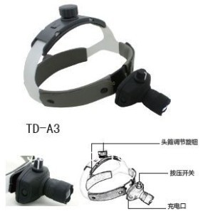 Free shipping ,2014 New Medical LED Head light / surgical Head Lamp , ENT headlight