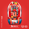 Abyy children's car safety seats baby sitting car seat child car safety seat 9kg-36k kid with CCC ECE certification