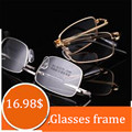2016 fashion prescription eyewear frame Folding Eyeglasses men and women