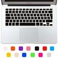 Новый норвежской версии силиконовые ес протектор наклейки кожи для Macbook Pro 13 15 17 сетчатка Mac Air 13 клавиатуры обложка