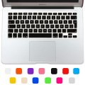 New Norwegian Version Silicone EU Keyboard Protector Stickers Skin For Macbook Pro 13 15 17 Retina Mac Air 13 Keyboard Cover