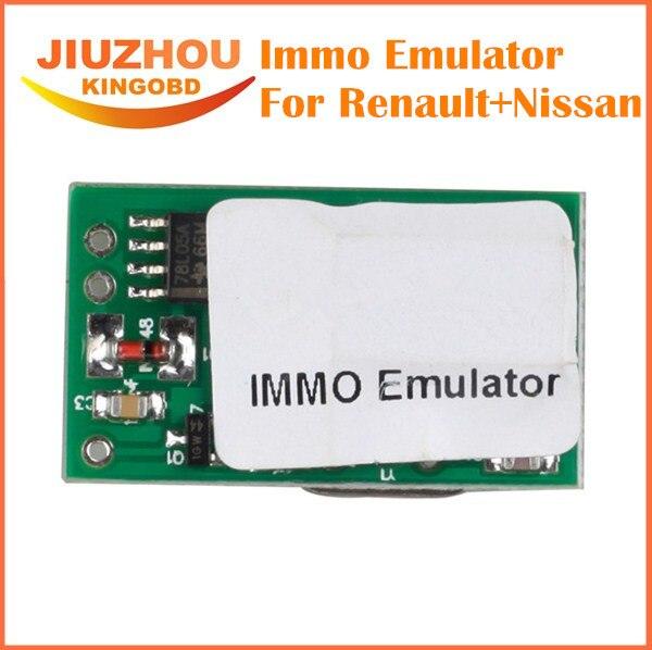 Prix pour Pour Renault Immo Pour Renault Immobilisation Immoboliser pour Renault Émulateur + immo émulateur pour nissan module De Réparation 2 en 1