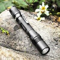 Sofirn SF13 Портативный светодио дный фонарик Cree XPG2 320LM Torch Light AA фонарик мини фонарик-авторучка компактный Водонепроницаемый 5 режимов Lanterna