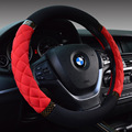 Car steering wheel covers The new winter Section four velvet color to set a substituting hot style