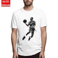 MenMan MJ  Michael Jordan T-shirt Fashion Homme Tee Shirt Round Collar S-6XL Plus Size